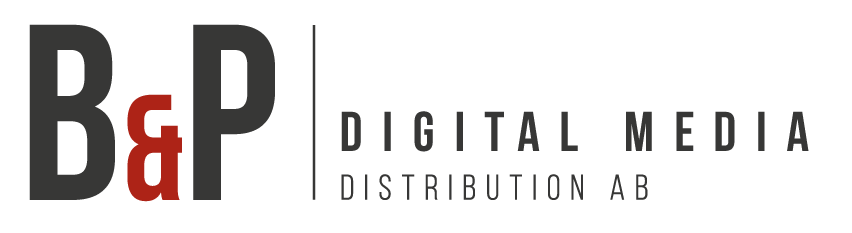 B&P Digital media distribution