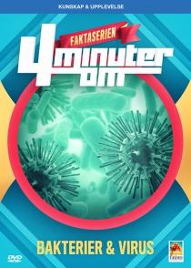 4 minuter om bakterier och virus