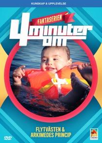 4 minuter om flytvästen och Arkimedes princip
