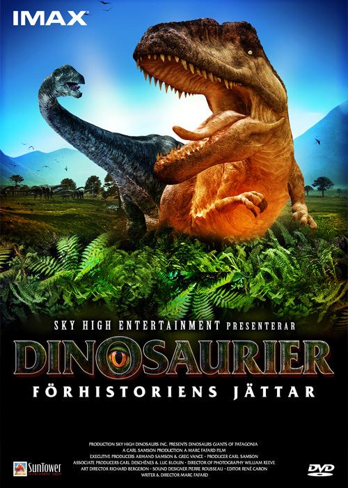 Dinosaurier – Förhistoriens jättar